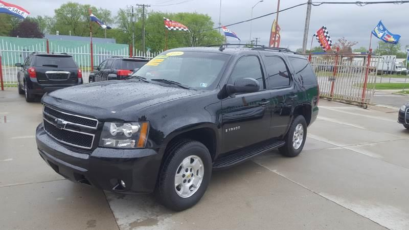 2009 Chevrolet Tahoe car for sale in Detroit