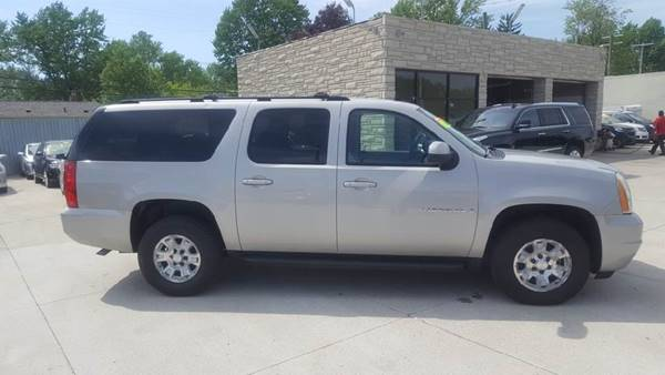 2007 Gmc Yukon Xl Detroit Used Car for Sale