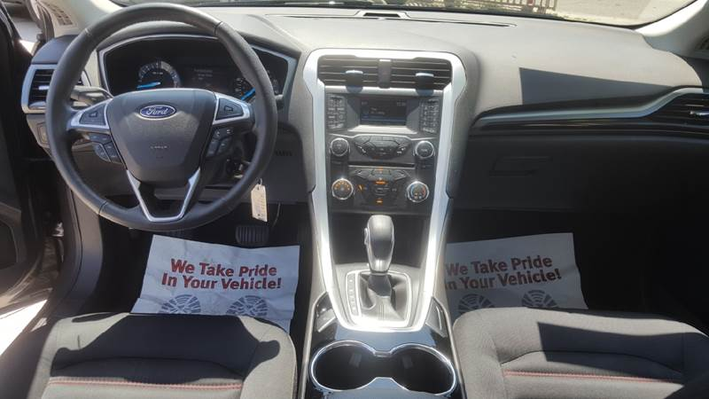 2015 Ford Fusion Detroit Used Car for Sale
