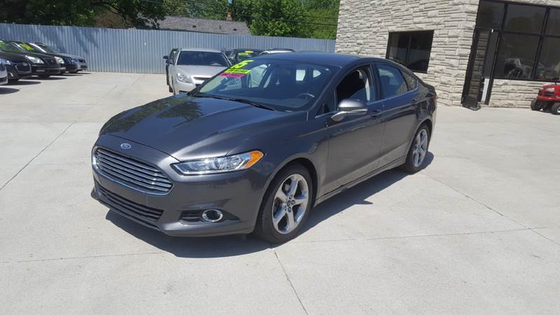 2015 Ford Fusion car for sale in Detroit