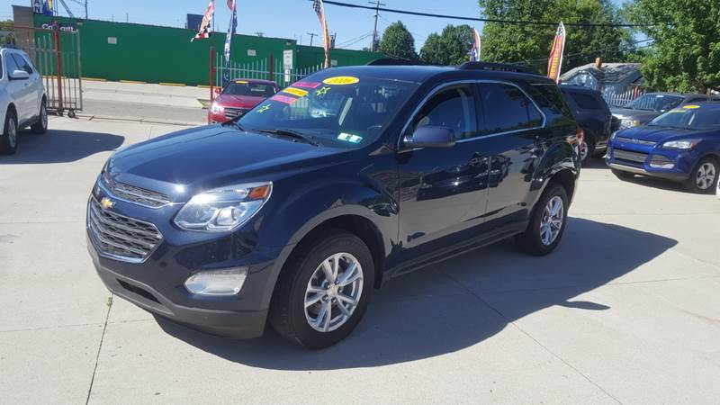 2016 Chevrolet Equinox car for sale in Detroit