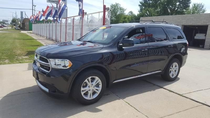 2012 Dodge Durango car for sale in Detroit