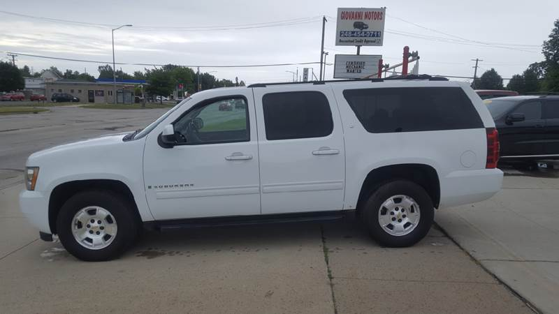 2009 Chevrolet Suburban Detroit Used Car for Sale