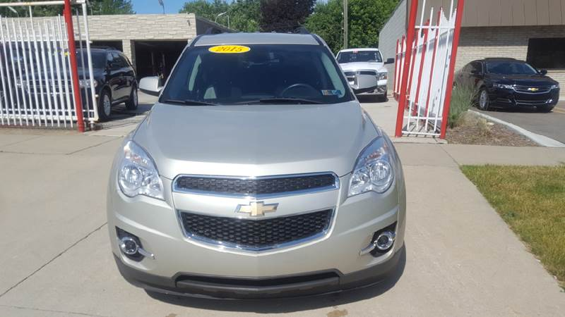 2015 Chevrolet Equinox Detroit Used Car for Sale