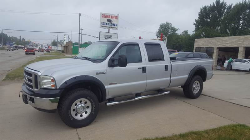 2007 Ford F-250 Super Duty car for sale in Detroit