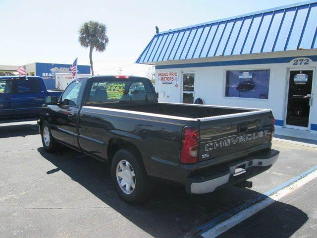 2005 Chevrolet Silverado 1500 2dr Standard Cab Rwd LB - Satellite Beach FL