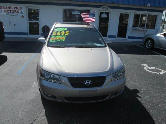2007 Hyundai Sonata SE 4dr Sedan - Satellite Beach FL
