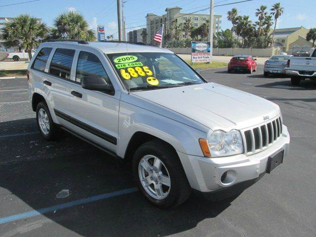 2005 Jeep Grand Cherokee 4dr Laredo 4WD SUV - Satellite Beach FL