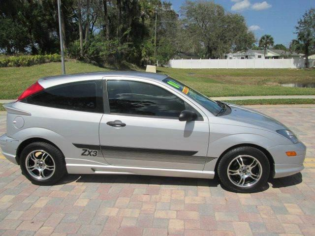 2001 Ford Focus ZX3 2dr Hatchback - Satellite Beach FL