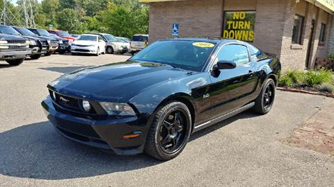 2011 Ford Mustang for sale in Brownstown, MI
