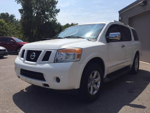 2008 Nissan Armada for sale in Brownstown, MI