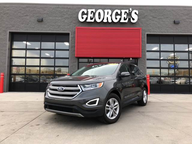 Ford Edge For Sale At Georges Used Cars Telegraph In Brownstown Mi