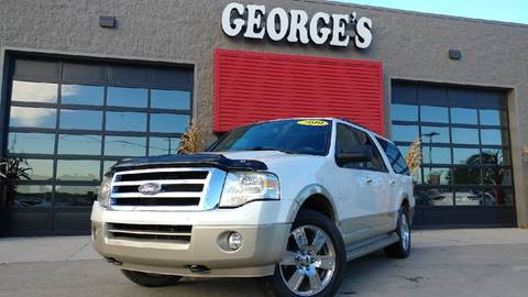 2010 Ford Expedition EL for sale in Brownstown, MI