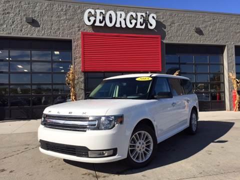 2015 Ford Flex for sale in Brownstown, MI