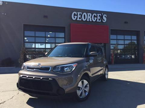 2014 Kia Soul for sale in Brownstown, MI