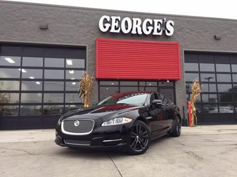 2013 Jaguar XJ for sale in Brownstown, MI