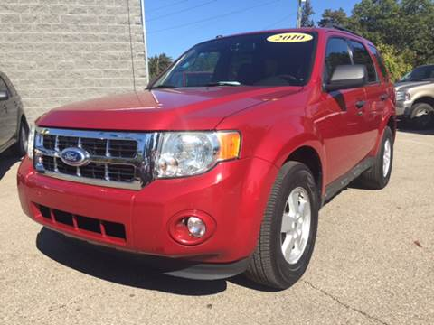 2010 Ford Escape for sale in Brownstown, MI