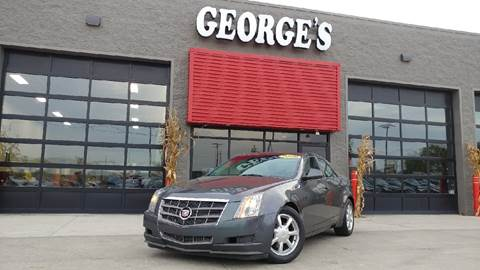 2009 Cadillac CTS for sale in Brownstown, MI