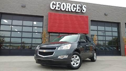 2012 Chevrolet Traverse for sale in Brownstown, MI