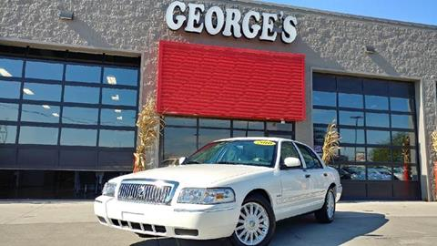 2010 Mercury Grand Marquis for sale in Brownstown, MI