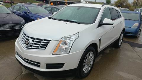 2013 Cadillac SRX for sale in Brownstown, MI