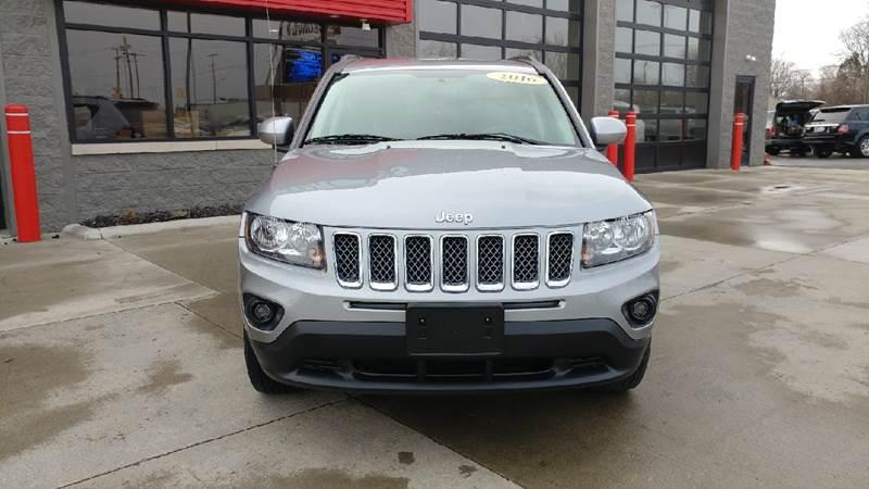 2016 Jeep Compass | Downriver Used Car Sales Todd Shiftar 734-679-5377