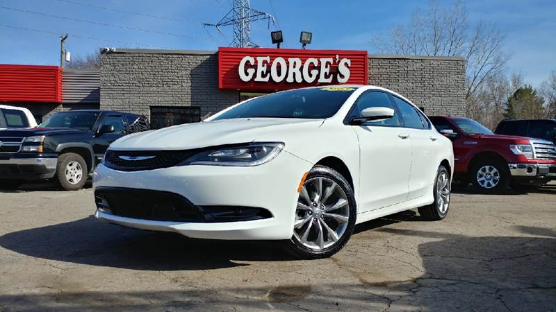 used ac a bw pwr chrysler owned mlge susp low pre fwd touring lx grp sedan inventory