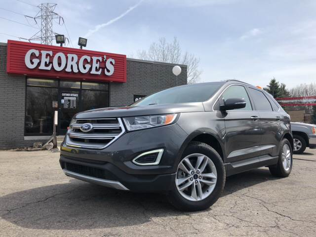 Ford Edge For Sale At Georges Used Cars Pennsylvania In Brownstown Mi