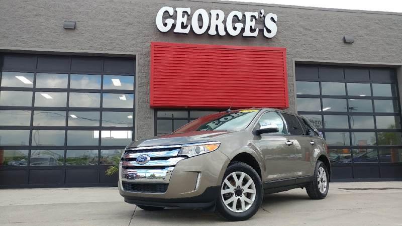 Ford Edge For Sale At Georges Used Cars Pennsylvania Allen In Brownstown Mi
