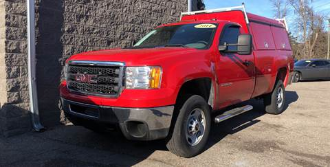 2011 GMC Sierra 2500HD for sale in Brownstown, MI