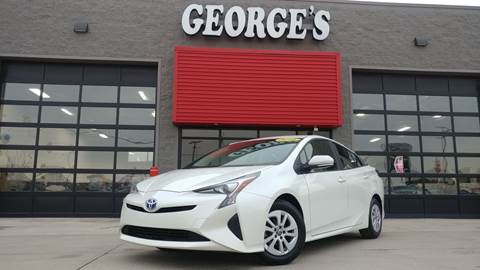 2016 Toyota Prius for sale at George's Used Cars - Pennsylvania & Allen in Brownstown MI