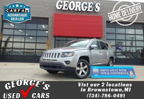 2017 Jeep Compass for sale at George's Used Cars - Pennsylvania & Allen in Brownstown MI