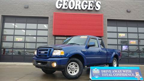 Used Ford Ranger For Sale >> 2010 Ford Ranger For Sale In Brownstown Mi