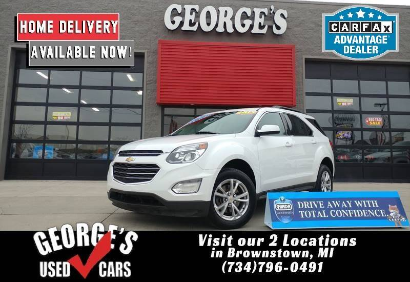 2017 Chevrolet Equinox for sale at George's Used Cars - Pennsylvania & Allen in Brownstown MI