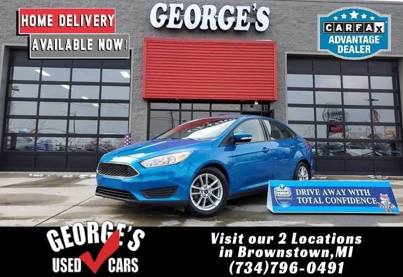 2016 Ford Focus for sale at George's Used Cars - Pennsylvania & Allen in Brownstown MI