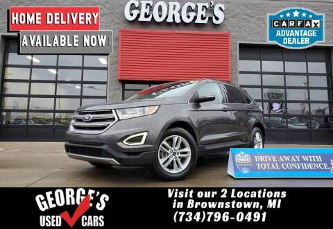 2016 Ford Edge for sale at George's Used Cars - Pennsylvania & Allen in Brownstown MI