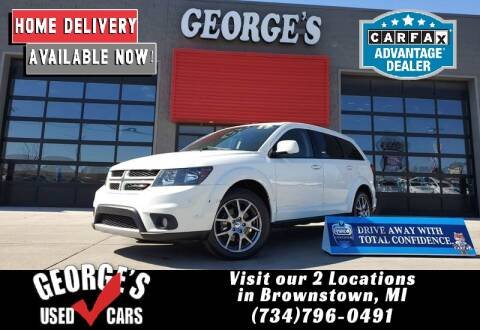 2017 Dodge Journey for sale at George's Used Cars - Telegraph in Brownstown MI