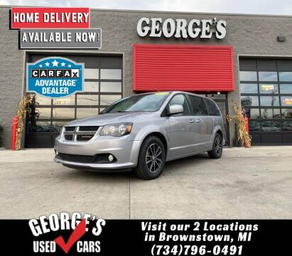 2018 Dodge Grand Caravan for sale at George's Used Cars - Pennsylvania & Allen in Brownstown MI