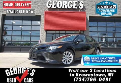 2019 Toyota Camry for sale at George's Used Cars - Pennsylvania & Allen in Brownstown MI