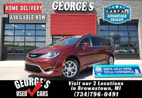 2017 Chrysler Pacifica for sale at George's Used Cars - Pennsylvania & Allen in Brownstown MI