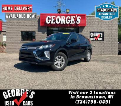2019 Mitsubishi Eclipse Cross for sale at George's Used Cars - Telegraph in Brownstown MI