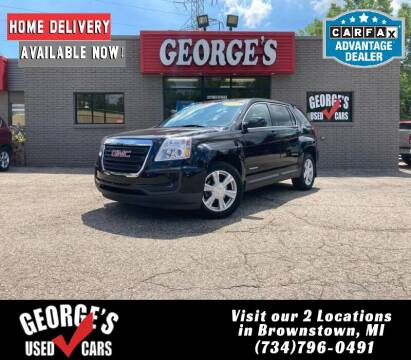 2017 GMC Terrain for sale at George's Used Cars - Telegraph in Brownstown MI