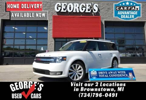 2016 Ford Flex for sale at George's Used Cars - Pennsylvania & Allen in Brownstown MI