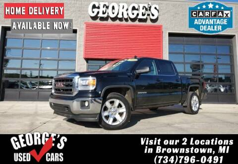 2014 GMC Sierra 1500 for sale at George's Used Cars - Pennsylvania & Allen in Brownstown MI
