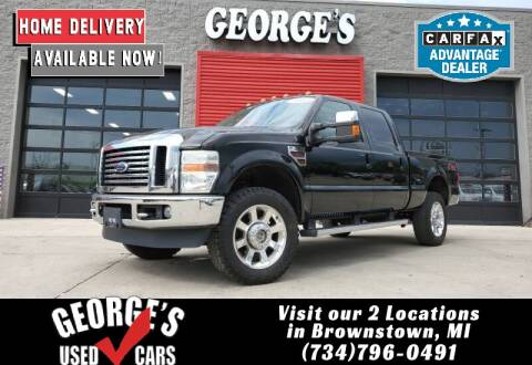 2010 Ford F-350 Super Duty for sale at George's Used Cars - Pennsylvania & Allen in Brownstown MI