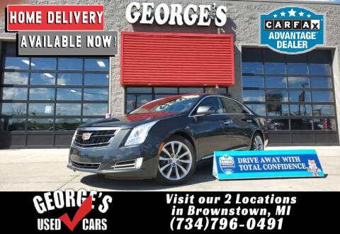 2016 Cadillac XTS for sale at George's Used Cars - Pennsylvania & Allen in Brownstown MI