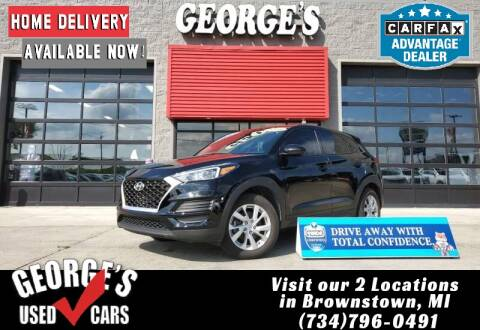 2019 Hyundai Tucson for sale at George's Used Cars - Pennsylvania & Allen in Brownstown MI