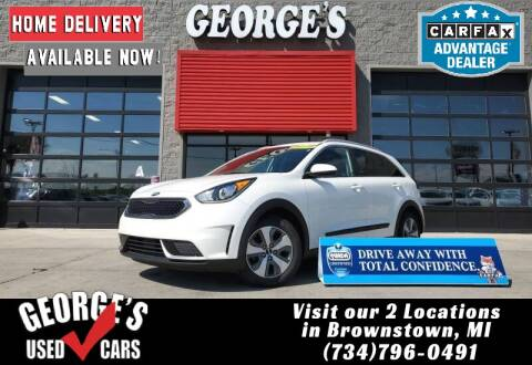 2019 Kia Niro for sale at George's Used Cars - Telegraph in Brownstown MI