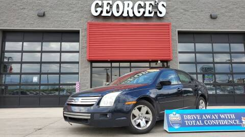 2008 Ford Fusion for sale at George's Used Cars - Pennsylvania & Allen in Brownstown MI