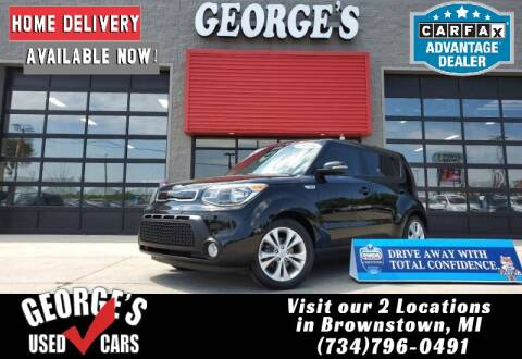 2016 Kia Soul for sale at George's Used Cars - Pennsylvania & Allen in Brownstown MI